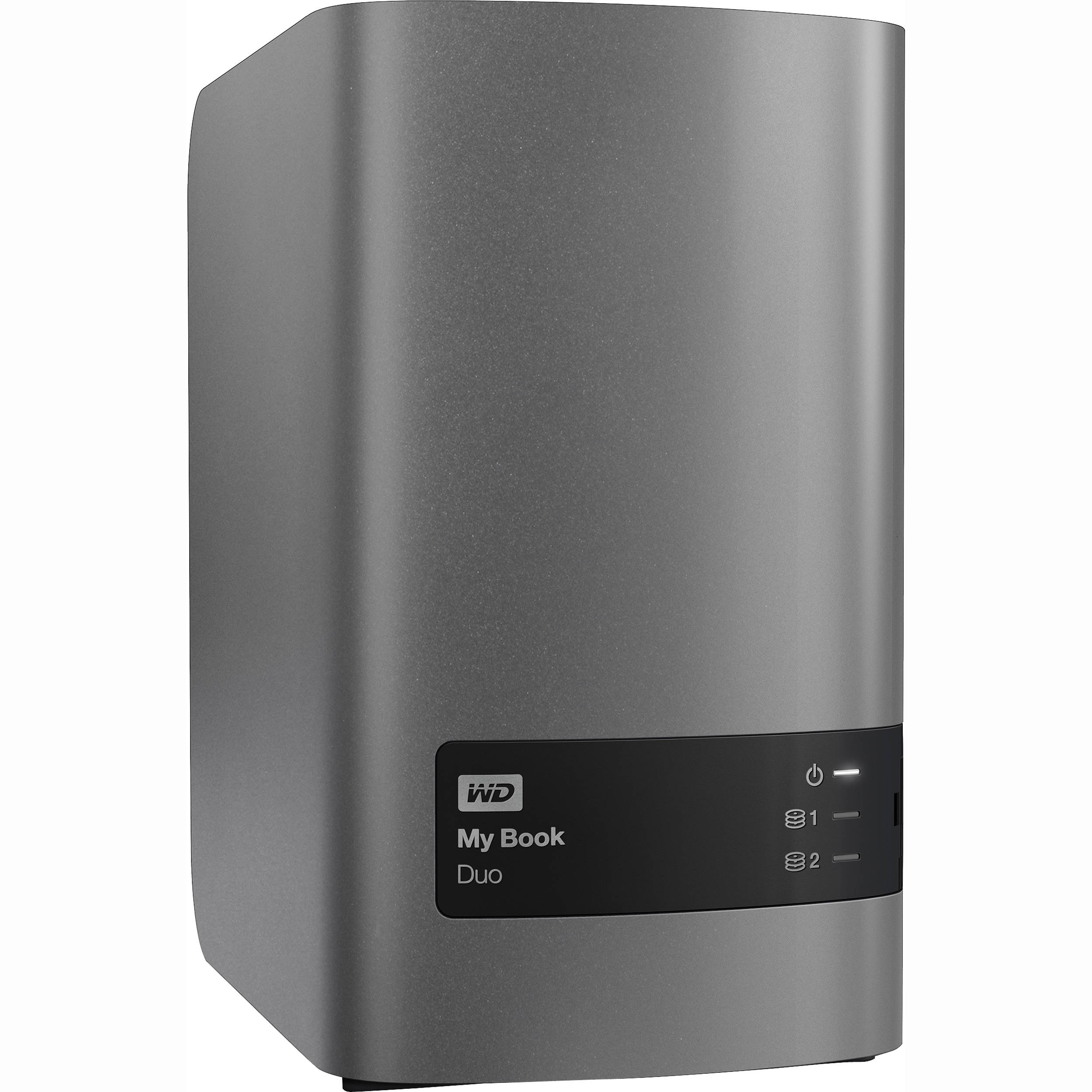 Raid 0 Data Recovery from Western Digital MyBook