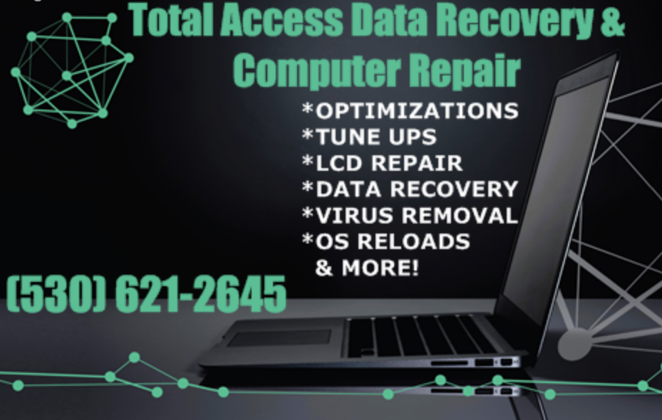 total access data recovery & computer repair